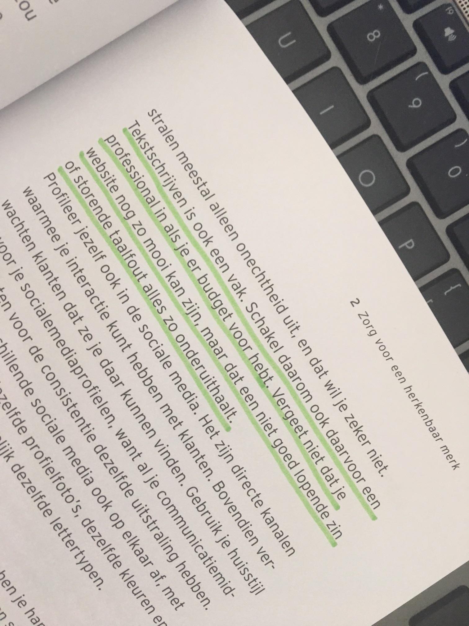Bart van den Belt: huur een professionele tekstschrijver in!
